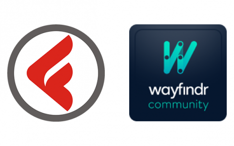 We're part of the Wayfindr community!